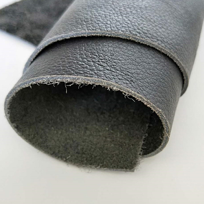 1.7mm Thick Finished Full Grain Cow Hide Leather Crafts Tooling Sewing Hobby Workshop Crafting Leather Accessories image