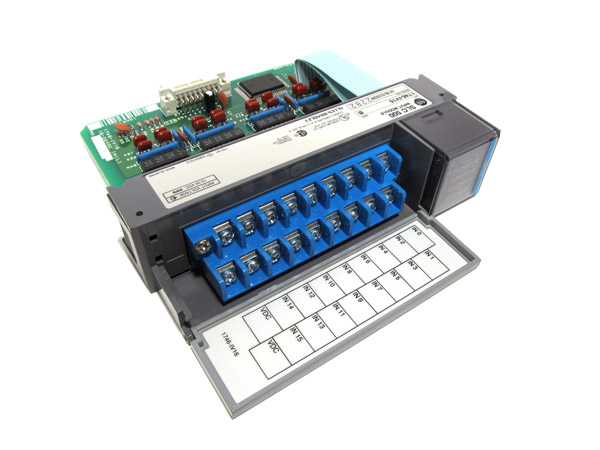 1PC USED PLC 1746-IV16 9-95 AB