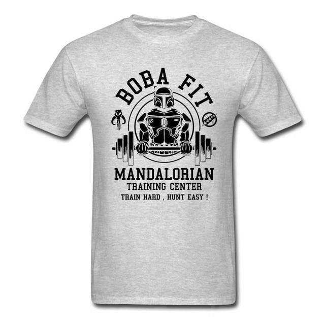 Star Wars Boba Fit Training Centre T-Shirt (Boba Fett T-Shirt)
