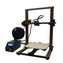 HICTOP Impresora 3D Принтер Большой Размер Печати 300*300*400 мм 3D DIY Kit Легкая Установка
