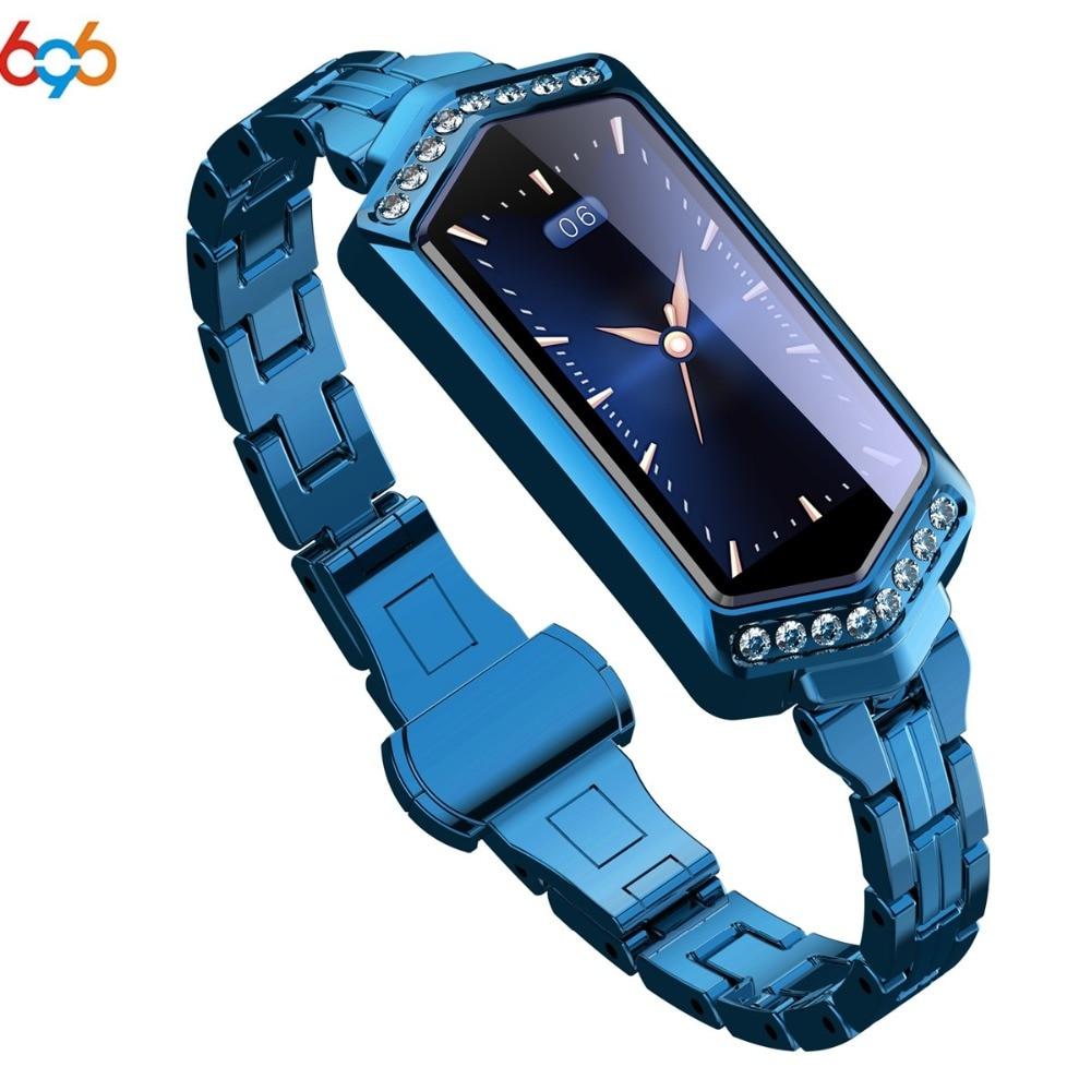 IP67 Waterproof B78 smart watch Women Fitness Bracelet Heart Rate tracker Monitor Blood Pressure Smartwatch Gift for Girlfriend meanit m5