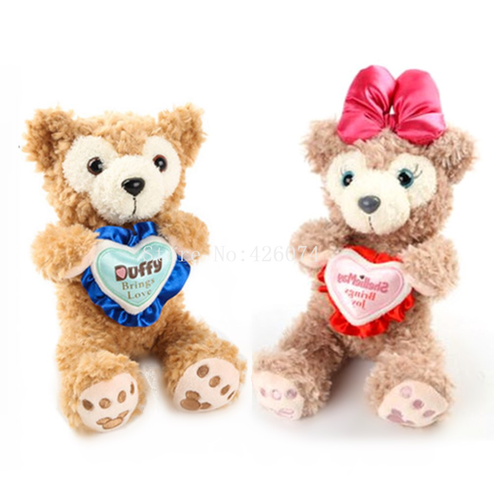 New Love Duffy Shellie May Bear Plush Toys For Girls Boys