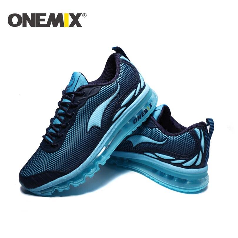 ONEMIX жаңа ерлер спорттық аяқ киім - Кроссовкалар - фото 5