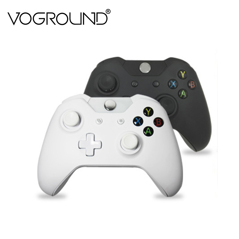 New For Microsoft Xbox One Wireless Game Controller For Xbox One Slim Controle Joystick Gamepad For PC Computer bluetooth wireless gamepad controller for microsoft xbox one slim console gamepad pc joypad game joystick for pc win7 8 10