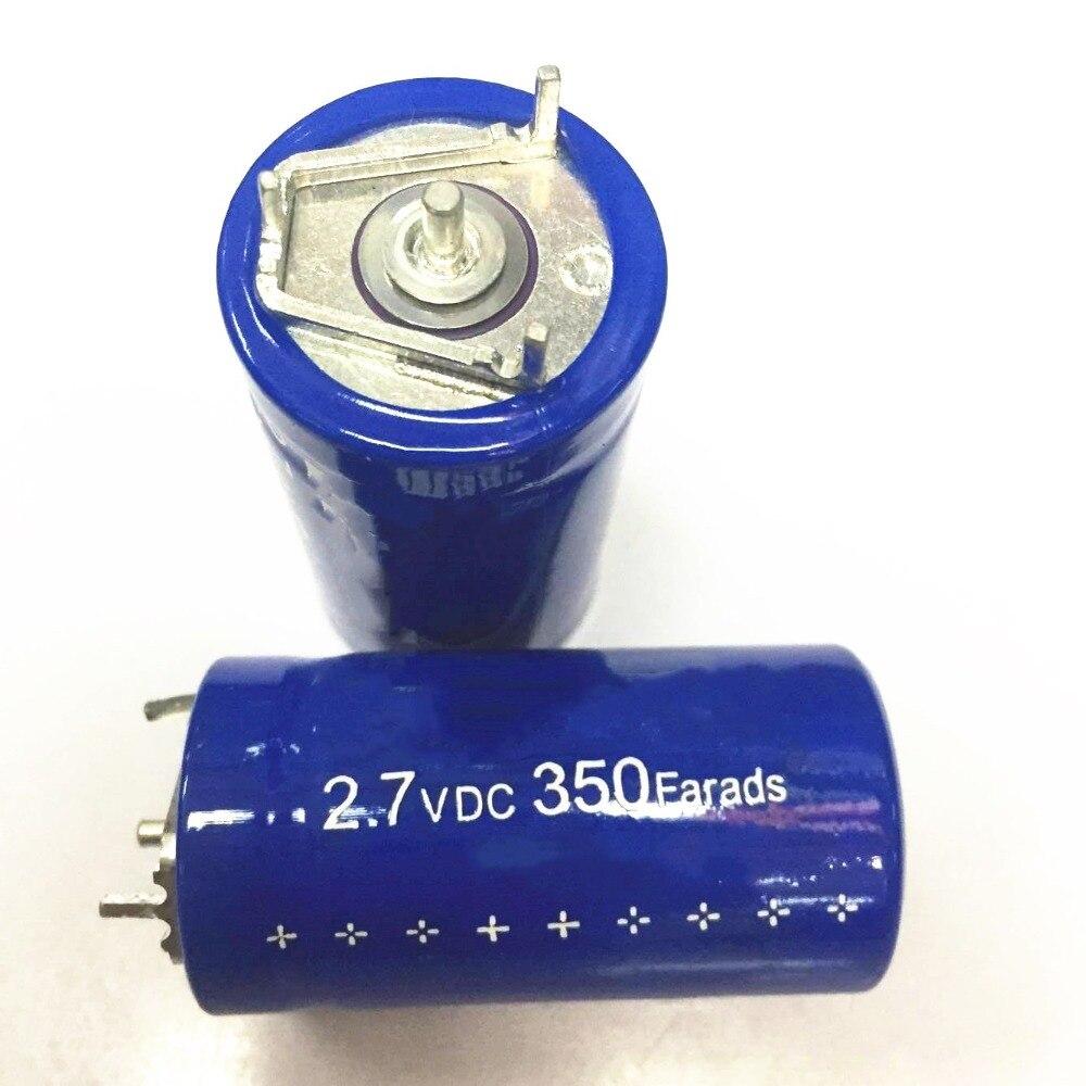 2 7V350F farad capacitor super capacitors 2 7V 350F