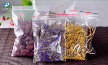 1000 pcs16*24cm Zipper Resealable Packaging pouches Self sealing Plastic package OPP & Gifts Jewelry candy bags