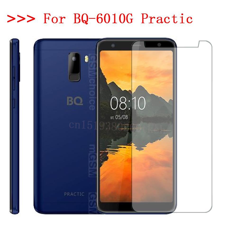 Купить Закаленное стекло для BQ Mobiie BQ-6010G Practic смартфон взрывозащищенный 9 H Защитная пленка крышка на Алиэкспресс