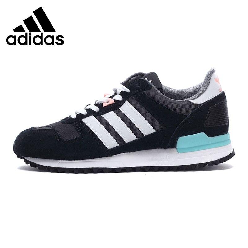 Prix pour Original Nouvelle Arrivée 2017 Adidas Originals ZX 700 W Femmes de Planche À Roulettes Chaussures Sneakers