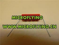 10PCS Audiophiler MKP 1UF 400V audio grade AXIAL capacitor for tube guitar amps