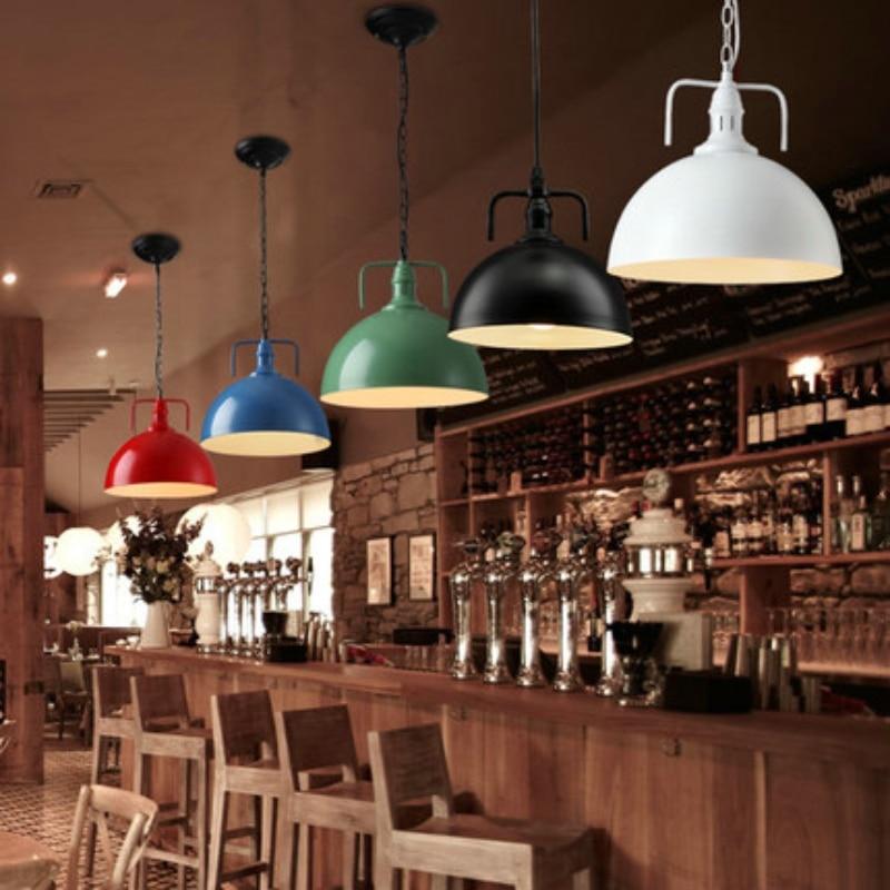 ФОТО Meter Roland Loft pendant lamp American country Vintage industrial