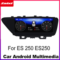 Car Android Radio GPS Multimedia player For Lexus ES 250 ES250 2012~2013 stereo HD Screen Navigation Navi Media