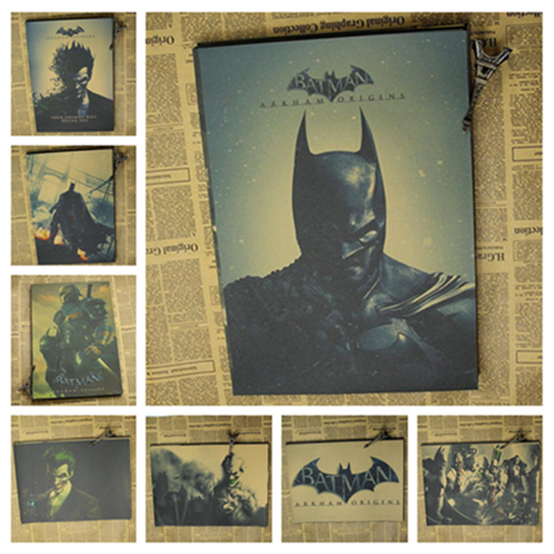 «Batman Серия Игр» — 2012