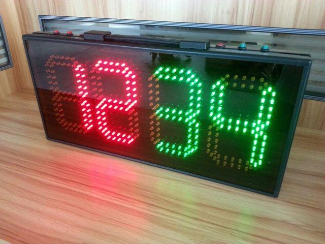 2018 2017 Leeman футбол замещения доска --- Электронные Табло-Дисплеев, Табло, беспроводной, СИД Портативный настольный
