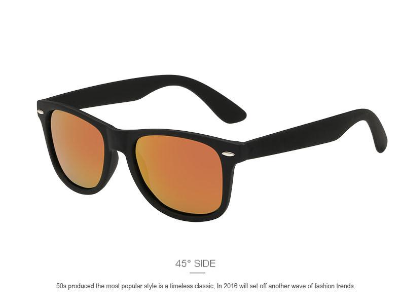 Fashion Brand designer Mens Retro Mirror Sunglasses for Women and Men Sports Driving Polarized Coating UV400 Eyewear Sun Glasses 10