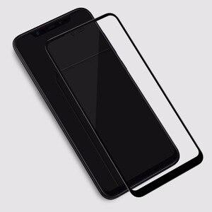 Image 4 - Xiao mi mi 8/mi 8 SE 3D TAM KAPAK Cam NILLKIN İnanılmaz 3D CP + MAX Nano Anti anti patlama Koruyucu Cam Ekran Koruyucu
