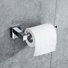 SRJ Bathroom Hardware Accessories 304 Stainless Steel Toilet Paper Holder  Towel Rack Bathroom Toilet Roll Paper Storage Rack 304 stainless steel towel rack square toilet paper holder roll holder bathroom accessories wholesale