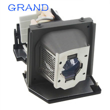 Compatible 2400MP for Dell Projector lamp P-VIP 260/1.0 E20.6 310-7578 725-10089 0CF900 468-8985 with housing HAPPY BATE