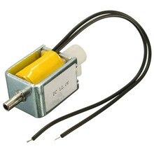 Воздуха/pump size small electric различные газа электромагнитный mini клапан dc качества