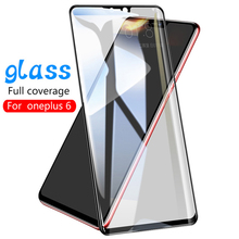 Tempered Glass on Smartphone for Oneplus 6T 5T 3T 7 Pro Screen Protector for Oneplus 6 5 7 3 HD Premium Protective Glass Film