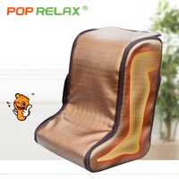 POP RELAX foot spa sauna can infrared electric heating pad massage mat health Korea tourmaline germanium thermal stone mattress