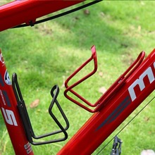Ультра легкий алюминиевый сплав велосипедный держатель для бутылки с водой клетка MTB дорожный велосипед бутылки для напитков крепление стойки велосипедные аксессуары