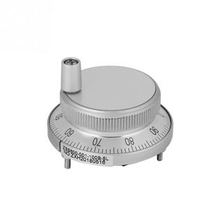Image 3 - 1 Pcs CNC מחולל דופק ידני CNC דופק מקודד 5V 60MM יד גלגל דופק מקודד מיל נתב ידני בקרת עבור CNC מערכת