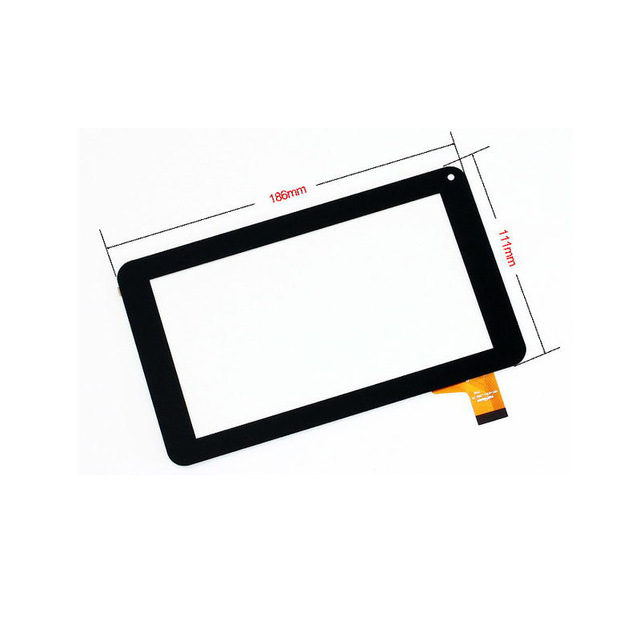 Free Film + New touch screen 7 inch Tablet Supra M741 Touch panel Digitizer Glass Sensor Replacement Free Shipping