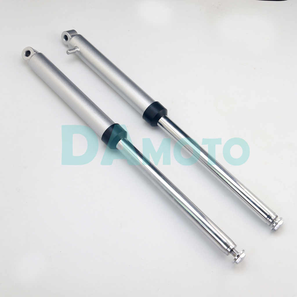 Front Forks Shocks Leg Forks Springs Suspension Absorber For Yamaha PW50 PY50 PEEWEE 50cc 50 PW PY LH RH Dirt Pit Bike Y Zinger-in Falling Protection from Automobiles & Motorcycles    1