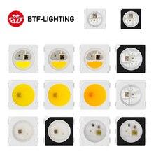 WS2812B SK6812 RGBW LED Chip Warm Natural Cool White WWA 3535 5050 4020 SMD SK9822 APA102 WS2813 RGB Individually Addressable