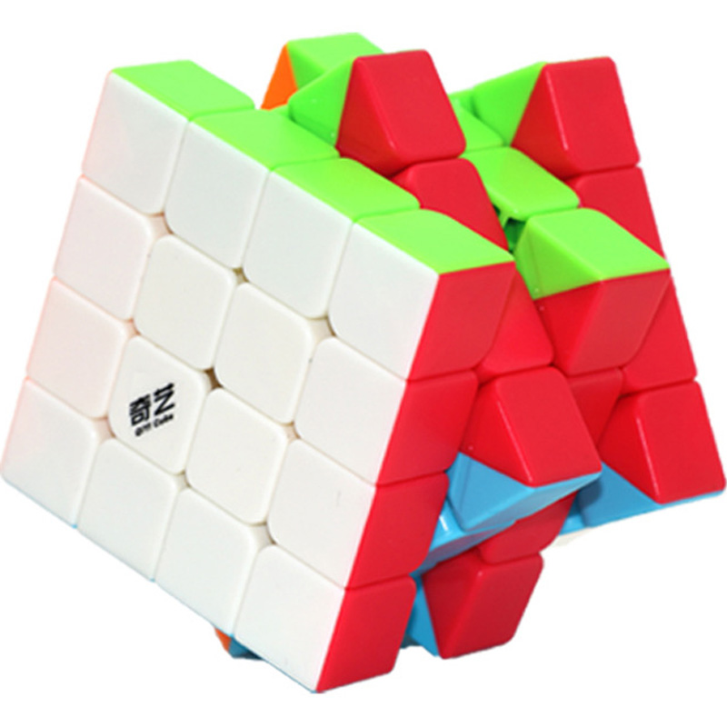 QIYI Neo Magic Cube Cubo Magico 4*4*4 Puzzle Speed Cube Kids Toys Educational Toy Birthday Christmas Gifts Toys for Children New