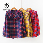 New Arrival Plaid Ru...