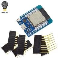 MH ET LIVE D1 Mini ESP32 ESP 32 WiFi Bluetooth Internet Of Things Development Board Based