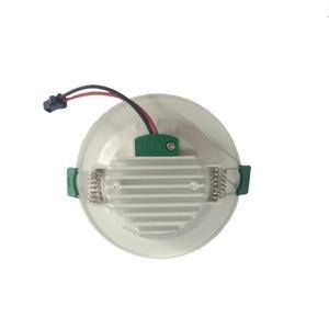 Image 2 - LED downlight AC12V 85V yuvarlak gömme tavan lambaları 5W 9W 12W 15W 18W soğuk beyaz 6500K ampuller yatak odası mutfak iç Spot