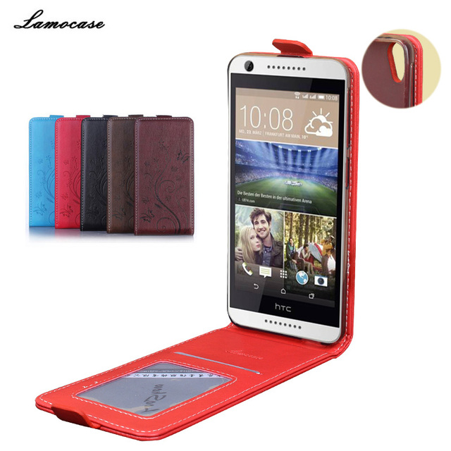 Luxury Leather Case For HTC Desire 626G Dual Sim 626 626G+ 626s  Flip Wallet Phone Cover For HTC Desire 626 Phone Bags Protect
