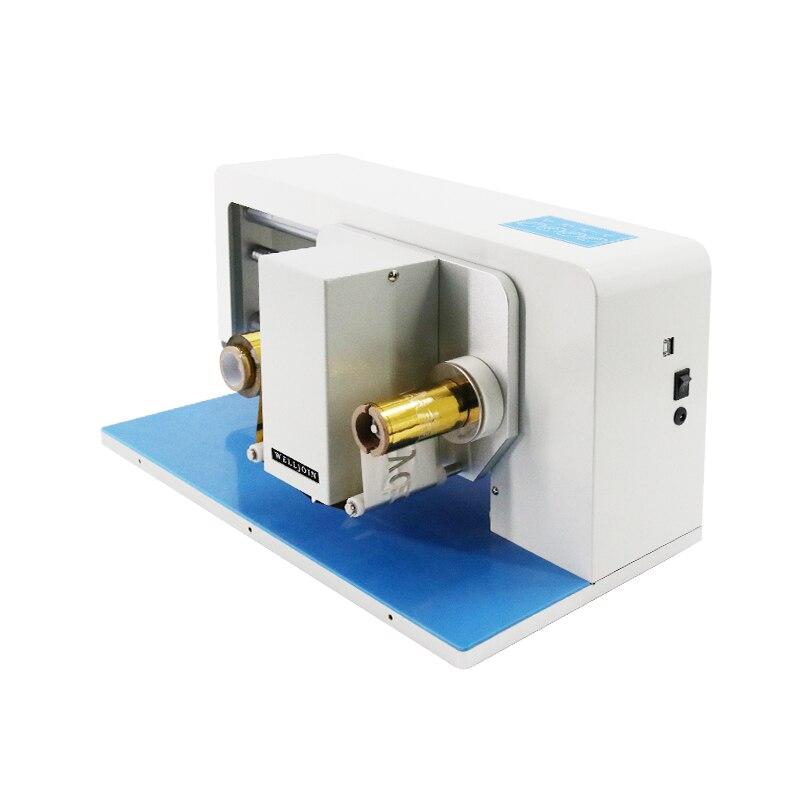Amd 8025b Digitale Flatbed Folie Printer