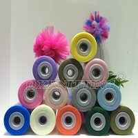 Rollo de tul de nailon de 40 colores disponibles 100% 100 yardas (también al por mayor)