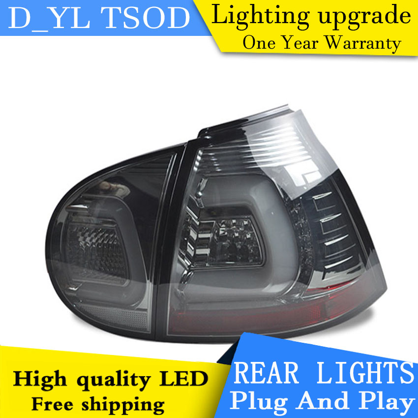 Car Styling Tail Lamp for VW golf 5 mk 5 LED Tail Light 2003 2008 New