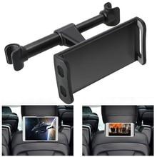Универсальный автомобильный держатель для планшета 4-11 »для iPad 2/3/4 Mini Air 1 2 3 4 Pro держатель заднего сиденья подставка аксессуары для планшета в автомобиле