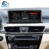 Android 8,1 8 core радио gps навигации мультимедиа для BMW X1 серии F48 E84 CIC EVO НБТ system10.25 автомобильный dvd плеер
