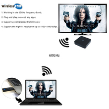 measy W2H Wireless WiFi Display Dongle Receiver 1080P HDMI TV Stick DLNA Airplay Miracast for PC SmartPhones to HDTV Monitor