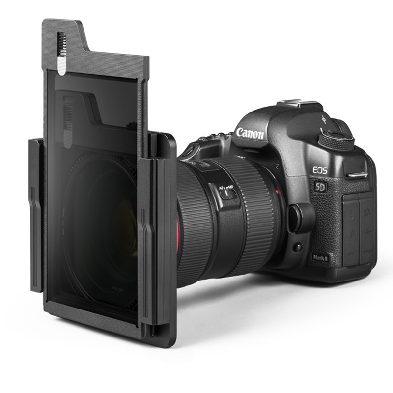 B.way New Patent S ONE Square Filter Holder System including Polarizer Filter 72mm 77mm 82mm