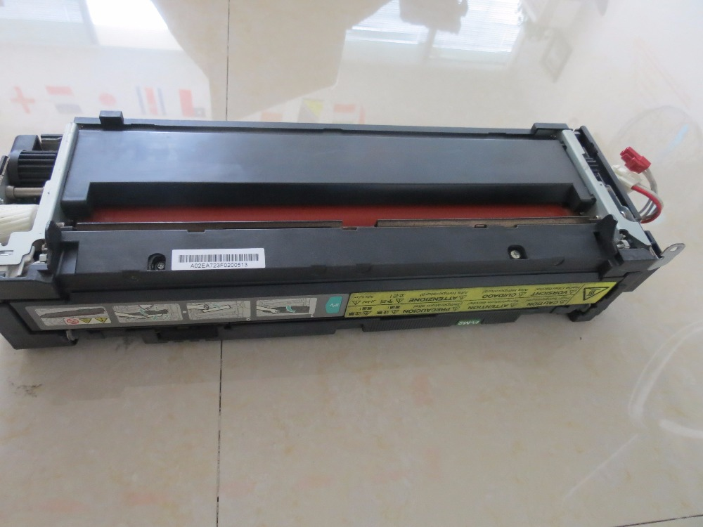 Used original Fuser unit For Konica Minolta Bizhub C200 C203 C253 C353 Fuser unit high quality color toner powder compatible for konica minolta c203 c253 c353 c200 c220 c300 free shipping