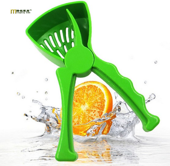 1PC Longming HOme Lemon Juice Citrus Presser Hand Fruit Juicer Squeezer Kitchen cooking Tools OK 0292