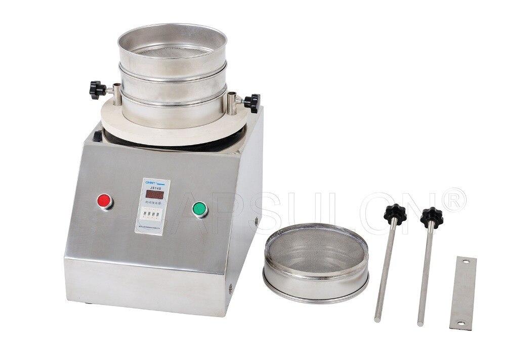 SY-200 solide, Machine de tamis vibrant liquide de poudre, agitateur de laboratoire/Machine de tamisage de poudre/écran vibrant - 2