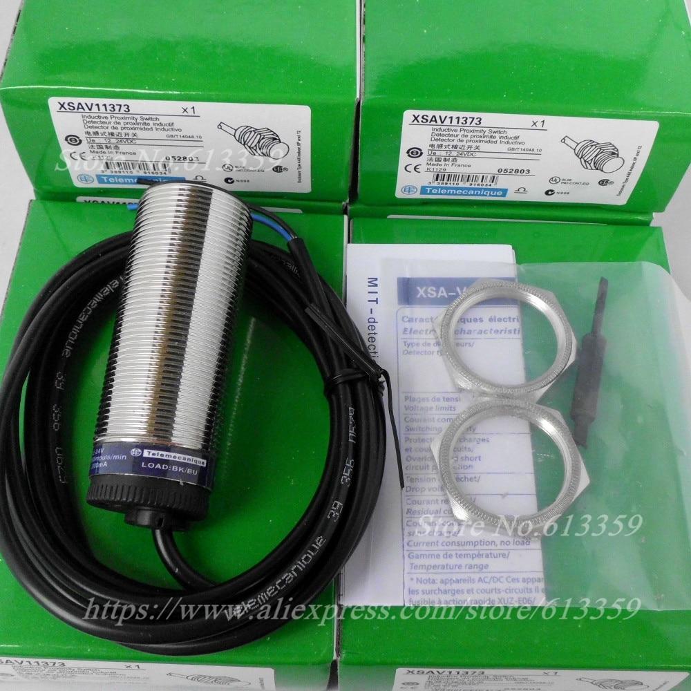 New Schneider Proximity Sensor XS4P18MA230