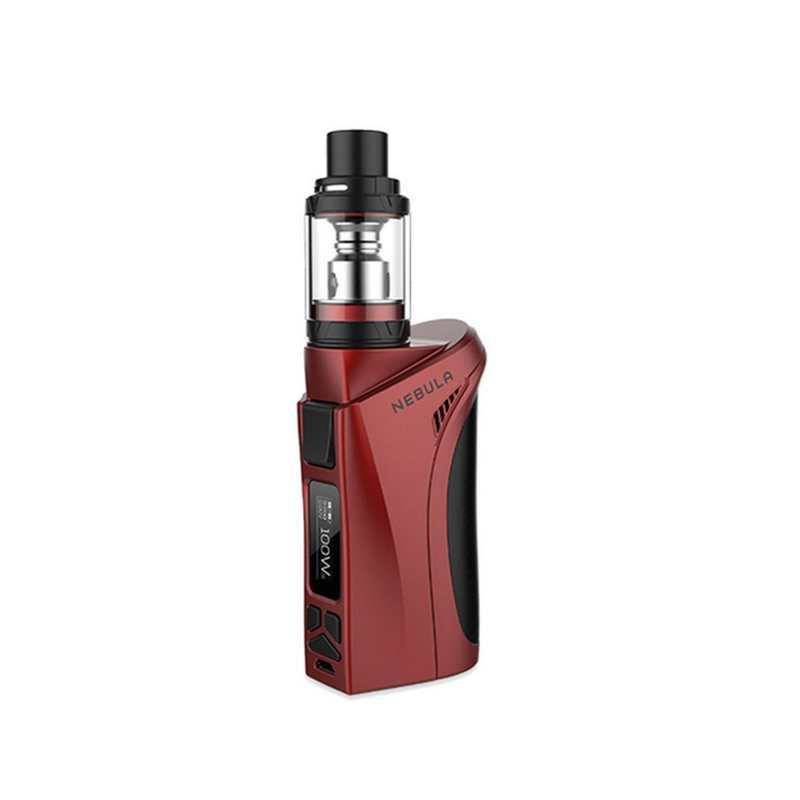 100 Original Vaporesso Nebula Full Kit Compatible With 18650 26650 Battery 100W TC Box Mod Kit