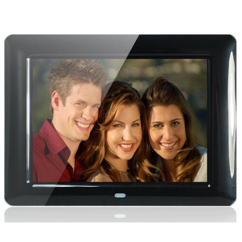 MP3 Music and HD Video Playback Auto On//Off Timer 13 Digital Picture Frame with LCD Panel Ultra Slim Design Instantly Sharing Moments