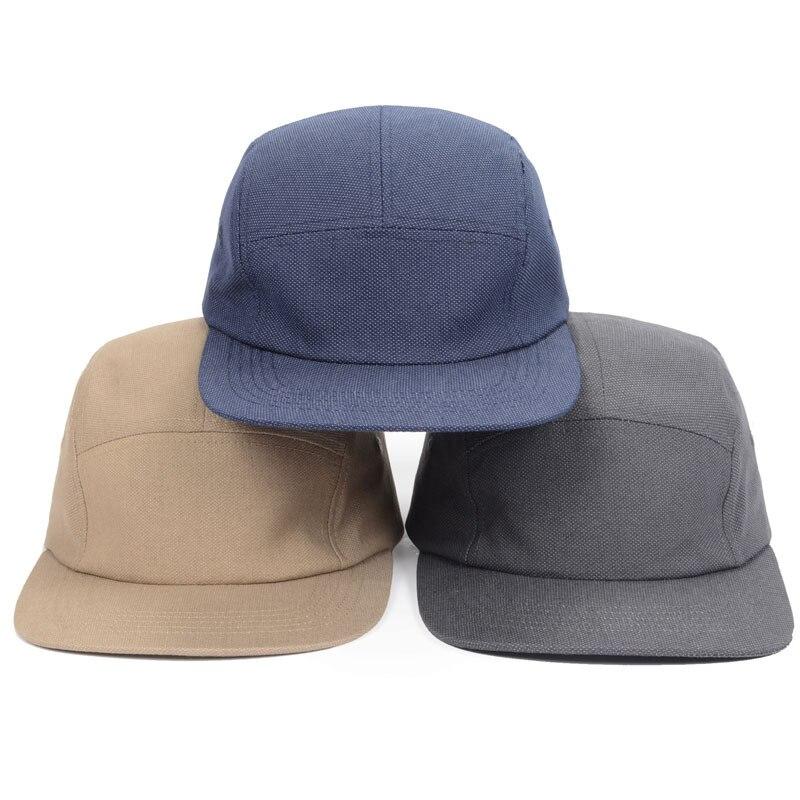 Hot Sales Classical Solid Blank 5 Panel Hat Flat Bill Hats for Men Baseball  Snapback Caps Adjustable Casual Sport Hats Goldtop-in Baseball Caps from  Apparel ... d4d49a3c9d8