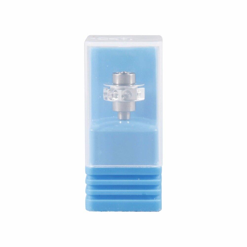 Dental Turbine Cartridge Rotor Replacement Fit Kavo 6000 Fiber Optic Handpiece 1 pcs standard or torque head cartridge for fiber optic s619l high speed air turbine handpiece compatible with kavo