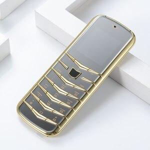 senior metal body cell phone d